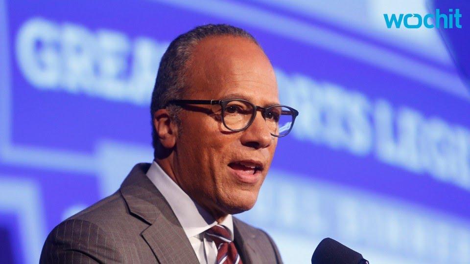 #DebateNight: Moderator Lester Holt Seems Kind of Overwhelmed [VIDEO]