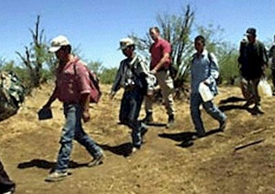 Mexican Border Wall Imperative for Survival