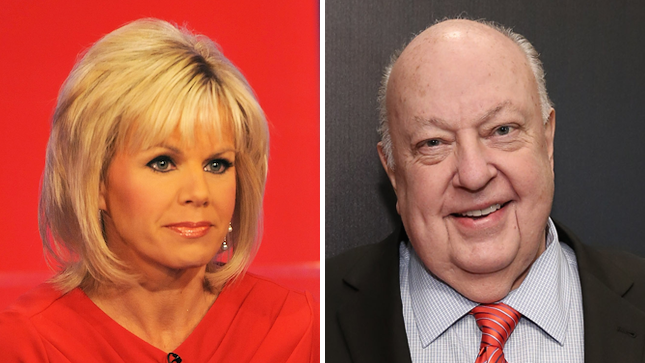 Oh My! Looks Like Gretchen Carlson has the Goods on Roger Ailes, and It's Recorded. [VIDEO]