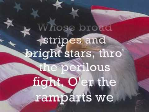 In Praise of 'The Star Spangled Banner'