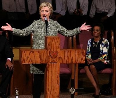 WikiLeaks E-mails Put Catholics and Christians In Hillary's Basket of Deplorables