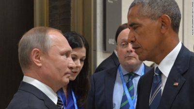 Putin's cyberwar?
