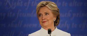 Hillary Clinton at 3rd Debate 2016