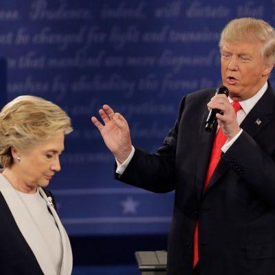 #Debate2016: Clinton Aide Jesse Lehrich Tells Trump to