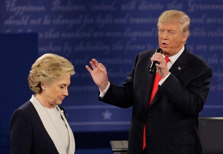 "#Debate2016: Clinton Aide Jesse Lehrich Tells Trump to ""Go F*cK Yourself"""