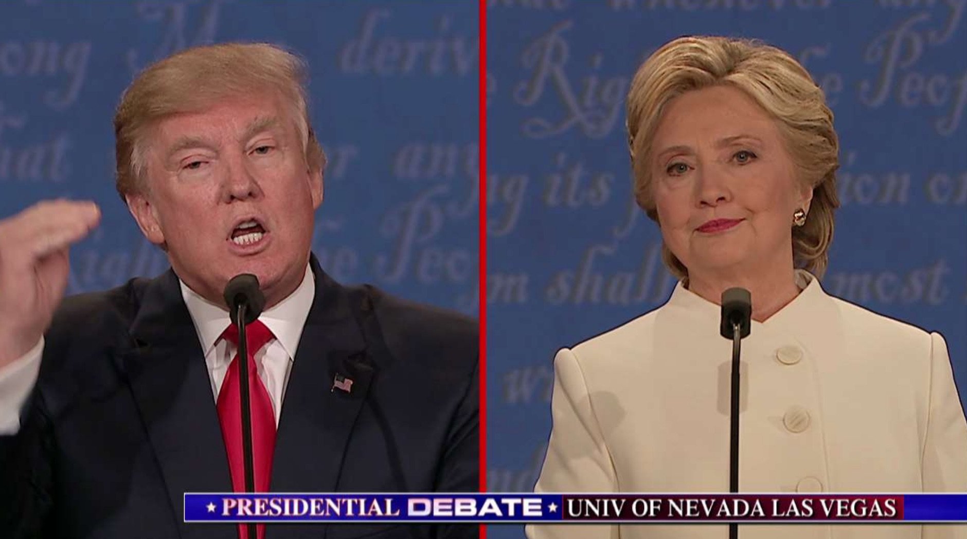 #Debate: Trump Declines to Say He'll Accept Results of Election, Media Apoplectic