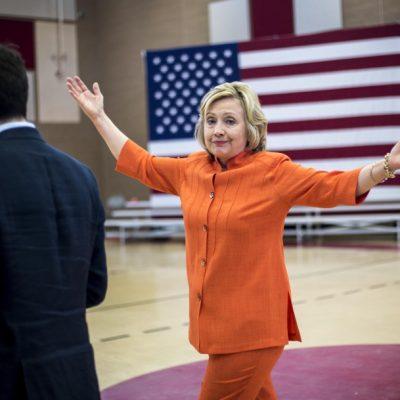 Hillary Clinton is a