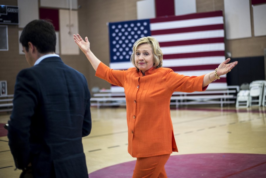 """Hillary Clinton is a """"Disaster"""" """"Without Accomplishment"""" – Camille Paglia"""