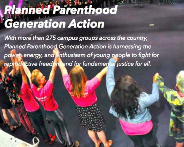 Planned Parenthood Club: The Latest on The Roster of High School Activities