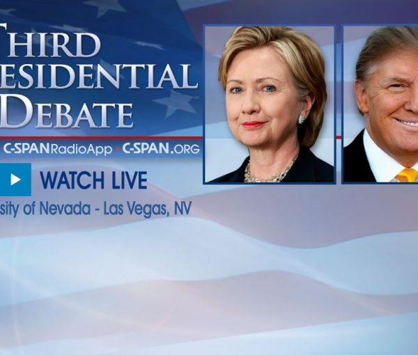 #DebateNight: Bill Is Hillary's Achilles Heel [VIDEO]