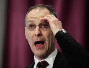 Ezekiel Emanuel, brother of Rahm, Special Advisor to President Obama for healthcare.  Hopes to die at 75