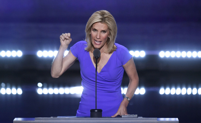 Laura Ingraham Wants Me to Vote for Trump. She's Doing It Wrong. [VIDEOS]