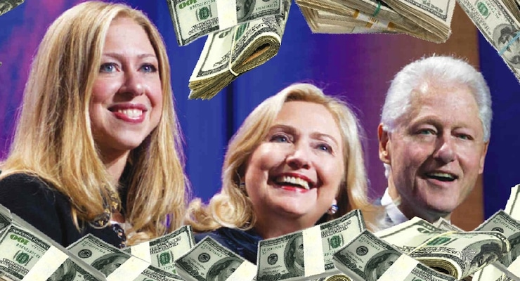 """WikiLeaks Reveals """"Bill Clinton Inc"""" and More Fun with Clinton Pay for Play [VIDEO]"""