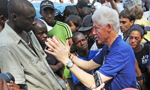 After Hurricane Matthew, Will the Clintons Rip Off Haiti Again? [VIDEO]
