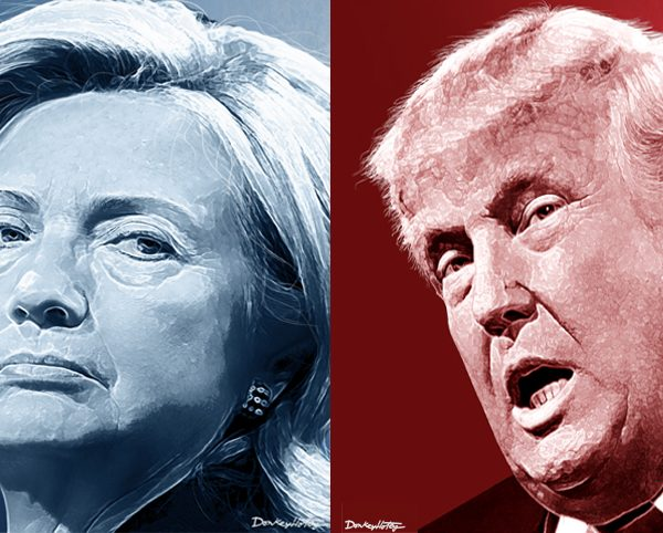 A Trump-Clinton Debate? More Like Night of the Long Knives [VIDEO]