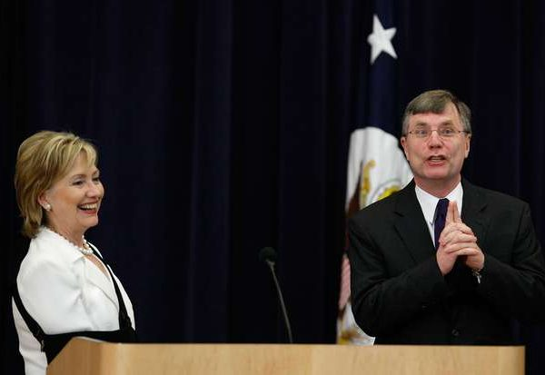 Quid Pro Quo and Benghazi: Patrick Kennedy is Hillary's Perfect Weasel [VIDEO]