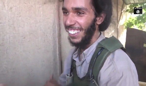 #ISIS Fighter Celebrates As He Wins Game To Become Suicide Bomber [VIDEO]