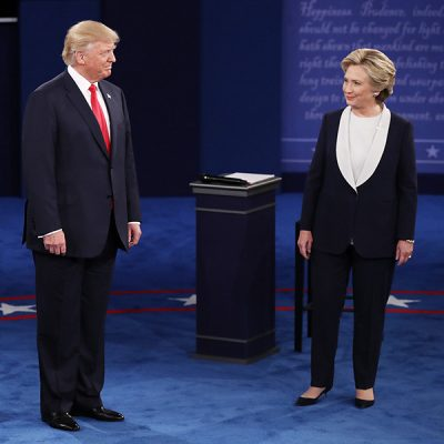 #Debate2016: Trump Is More Sincere than Clinton [videos]