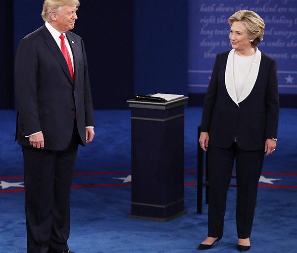 #Debate2016: Trump Is More Sincere than Clinton [videos]
