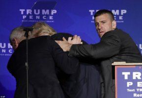 The Secret Service #TrumpReno