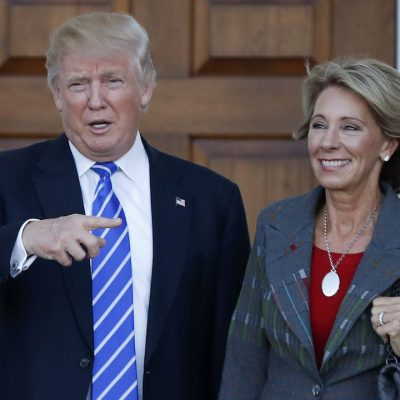 Betsy DeVos, School Choice Advocate Nominated As Education Secretary [VIDEOS]