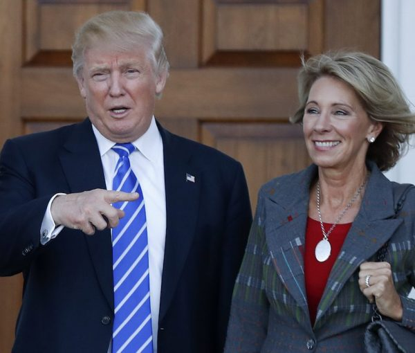 Betsy DeVos, School Choice Advocate Nominated As Education Secretary [VIDEOS]