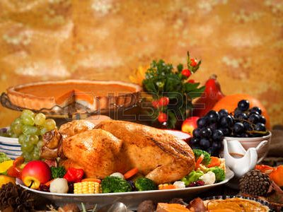 Five Reasons to Be Thankful on Thanksgiving Day
