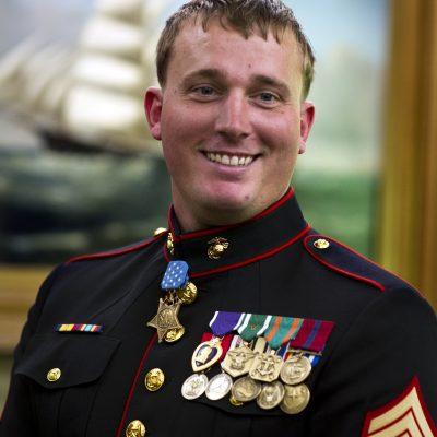 Administration Says MOH Recipient Dakota Meyer Can't Attend Marine Corps Ball Because Politics [VIDEOS]