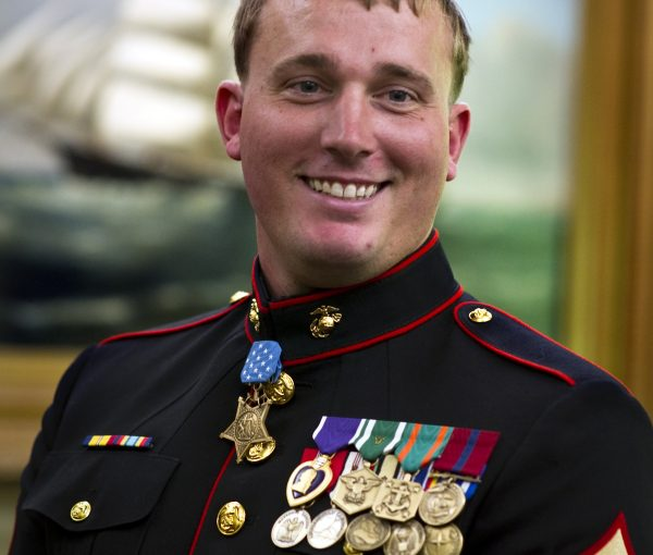 Administration Says MOH Recipient Dakota Meyer Can't Attend Marine Corps Ball Because Politics [VIDEOS]