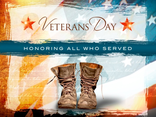 #VeteransDay: Honoring Our Veterans Who Defend Our Freedom Then And Now [VIDEOS]