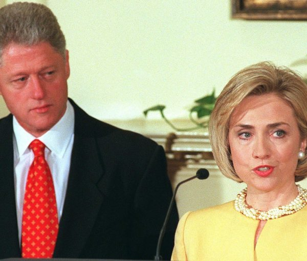 Bill and Hillary Clinton and 'The Great Gatsby'