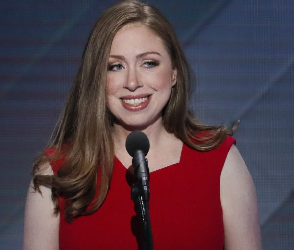 Chelsea Clinton may run for Congress: Vote NO!