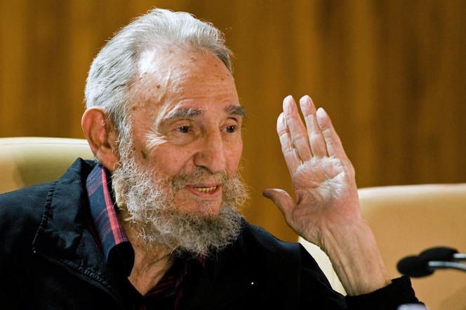 Fidel Castro, dead at age 90