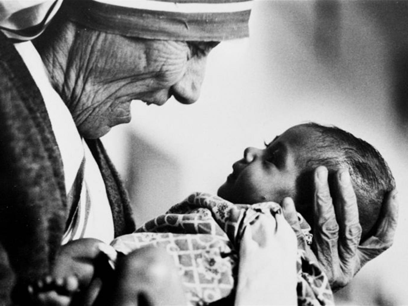 Feminist Calls Mother Teresa an Icon of White Supremacy [VIDEO]