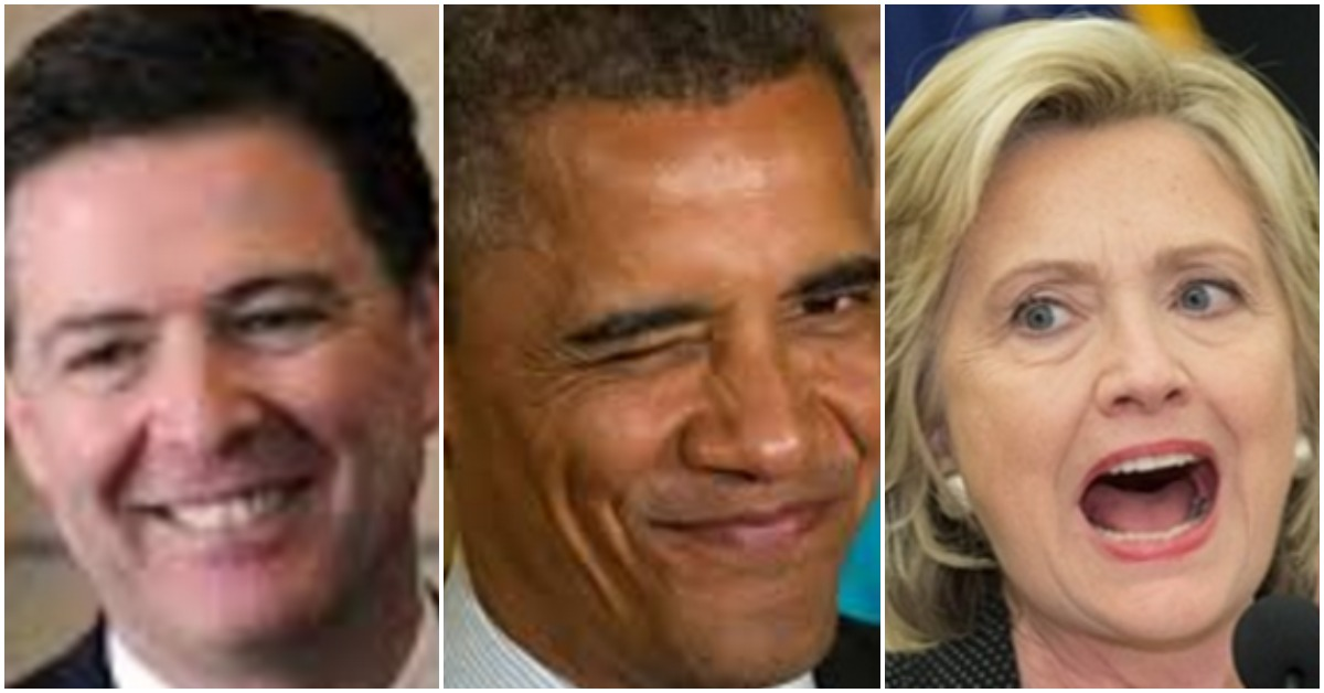 WTF? James Comey Says Move Along, Nothing More to See in Hillary's Emails [VIDEOS]