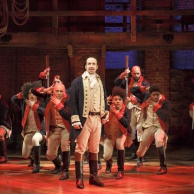 Hamilton Broadway Musical: A Cast of High and Mighty Hypocrites [VIDEO]