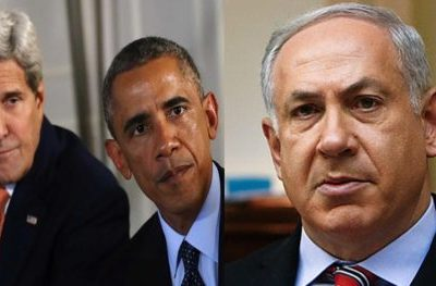 Relations between Obama and Netanyahu hit rock bottom