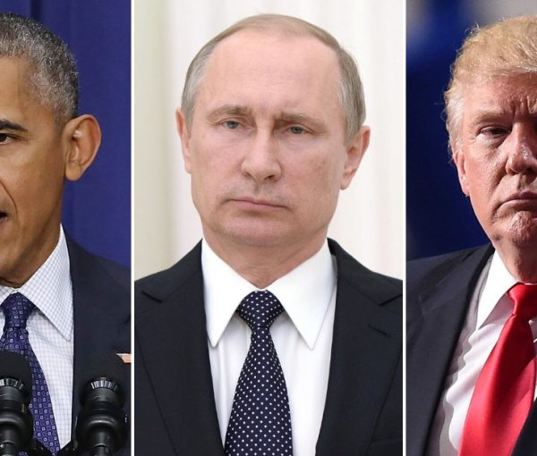 Trump And Putin Respond To Obama Sanctioning Russia For Non-Existent Election Hack [VIDEO]