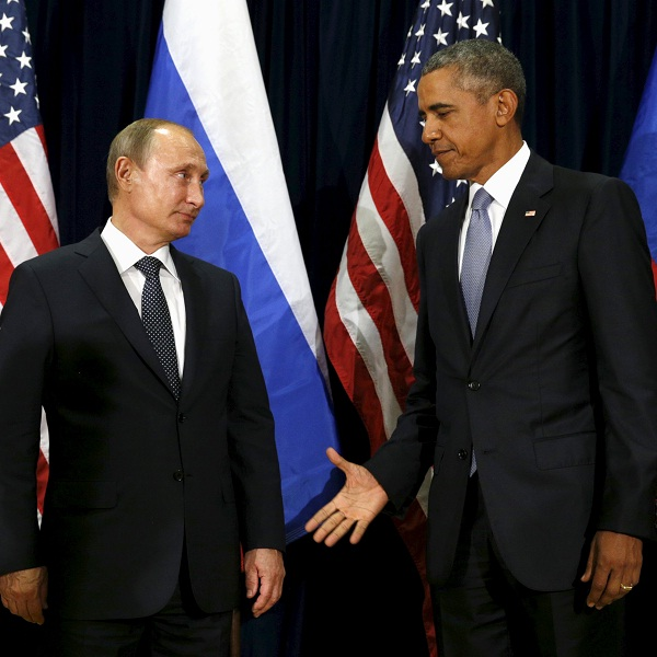 Obama orders intelligence review of Russia's alleged hacker activity