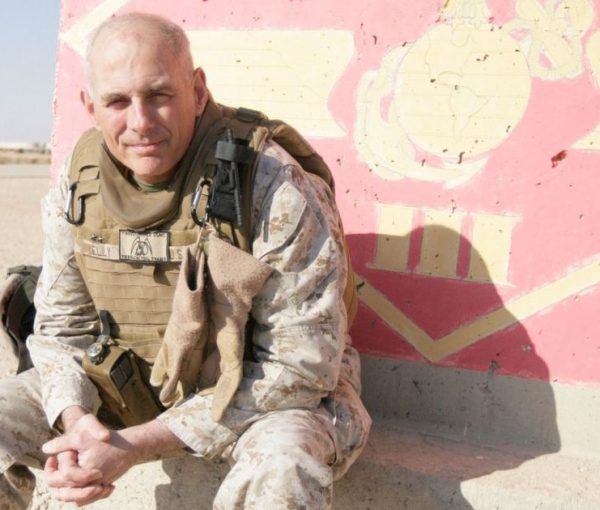 Trump Chooses Retired Marine Gen. John F Kelly For Department of Homeland Security [VIDEOS]