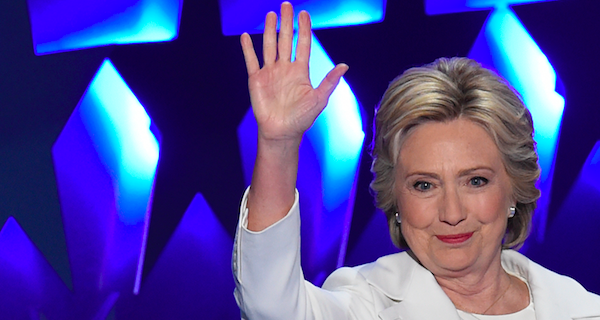 """Hillary Breaks A Glass Ceiling, Has """"Faithless"""" Electors Defect To Anyone But Her [VIDEOS]"""