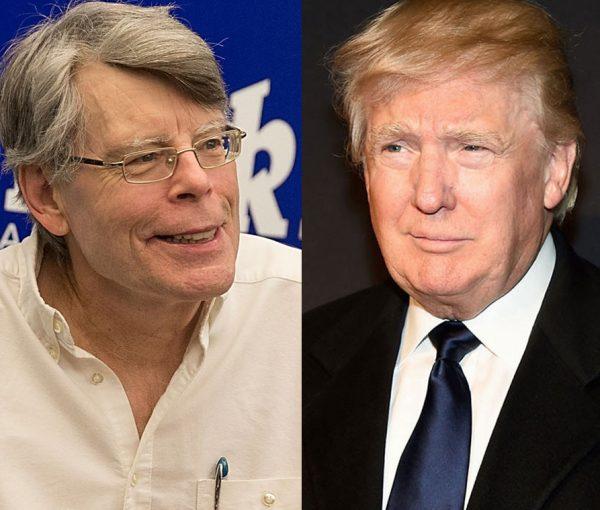 "Writer Stephen King Deplores Trump's ""Plunder-Monkeys"""
