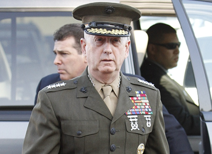 "Incoming SecDef: 10 Most Bad Ass Quotes from General James ""Mad Dog"" Mattis"