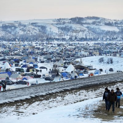 The protesters at Standing Rock have won #NoDAPL