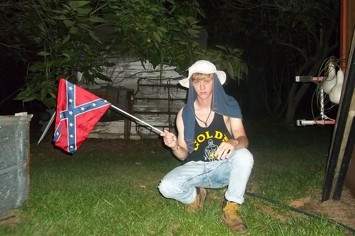 Charleston Jury To View Dylann Roof's Confession Video-Where He Laughed About Murdering Nine [VIDEO]