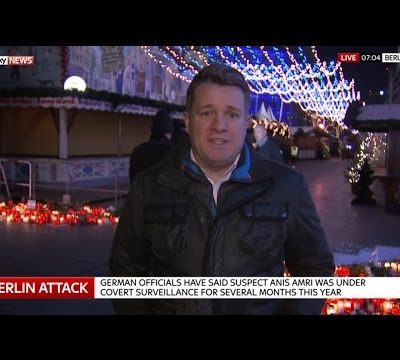 Europe scrambles to find Tunisian suspect in Berlin attack?  Really?