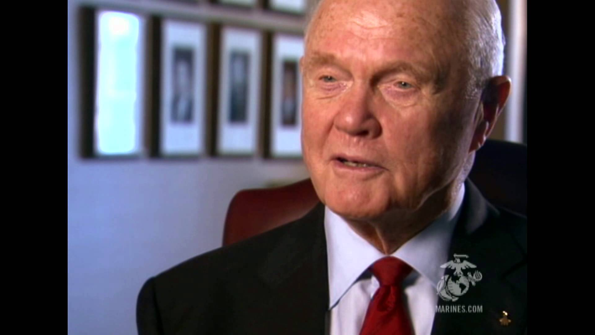 Godspeed, John Glenn [VIDEO]
