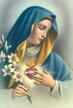 The Virgin Mary is NOT a Rape Victim