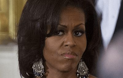 Michelle Obama Says There's