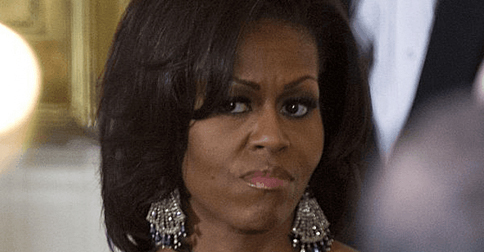"Michelle Obama Says There's ""No Hope"""